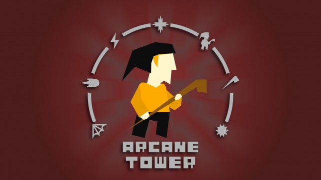 Embark on a quest of power and liberation in Arcane Tower, an upcoming roguelike strategy game