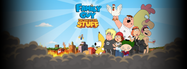 Family Guy: The Quest for Stuff is freakin' sweet on the Apple Watch