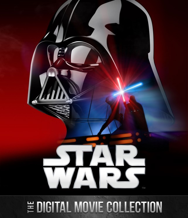 Feel the Force: 'Star Wars: The Digital Movie Collection' launches on the iTunes Store