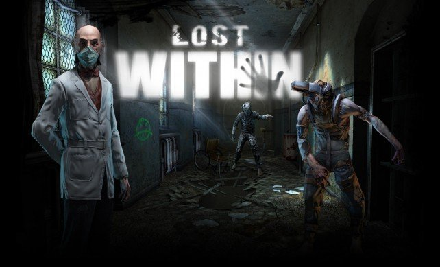 Lost Within - Hororová prvotina Amazon Game Studios na iOS (Video)