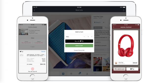 Apple further improves Apple Pay, adds 10 new retailers to its website