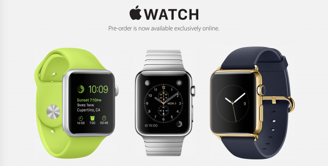 Apple Watch shipping dates already listed as 'June' for many models