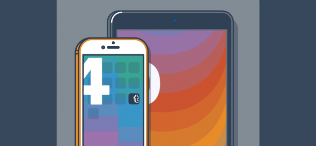 Tumblr for iOS goes 4.0 with new blog creation, Today widget and more features