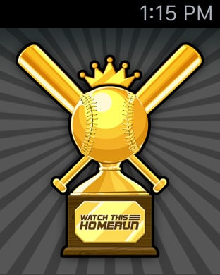 Knock one out of the park in the new sports game Watch This Homerun