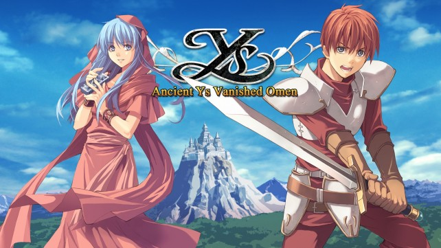 Save Esteria from demons in Ys Chronicles 1, the mobile port of a classic JRPG available now