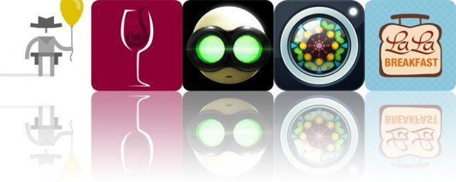 Todays apps gone free: Ready Steady Play, Winery Passport, Stealth Inc. and more
