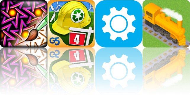 Todays apps gone free: iOrnament, Build-a-lot 4, Orby Widgets and more