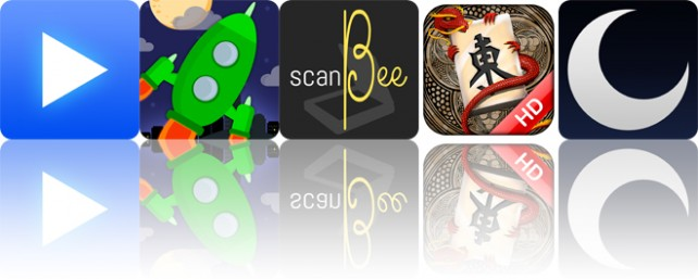 Todays apps gone free: LeechTunes, Rocket Valet, ScanBee and more