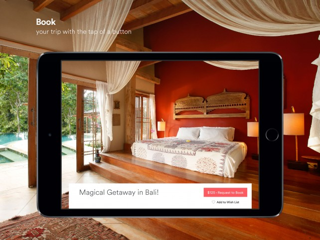 Airbnb launches a brand new tablet app for Apple's iPad