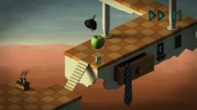 Beautiful puzzler Back to Bed is selected as Apples latest free App of the Week