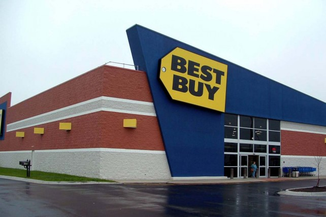 Best Buy comes on board with Apple Pay