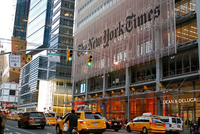 A first look at The New York Times on Apple Watch