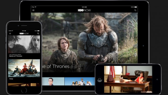 The HBO Now video streaming service is now available on Apple TV, iPhone and iPad