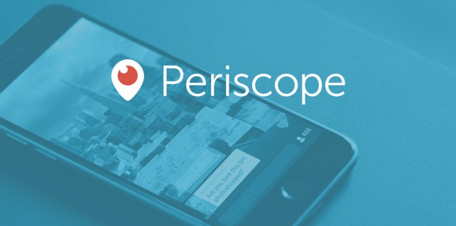 Periscope update makes it easier to see when friends are broadcasting