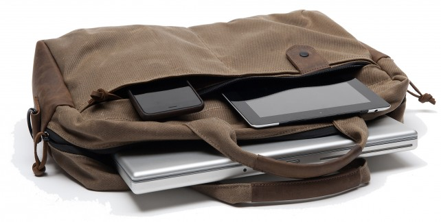 Review: WaterField's Bolt Briefcase carries your MacBook and iPad in style