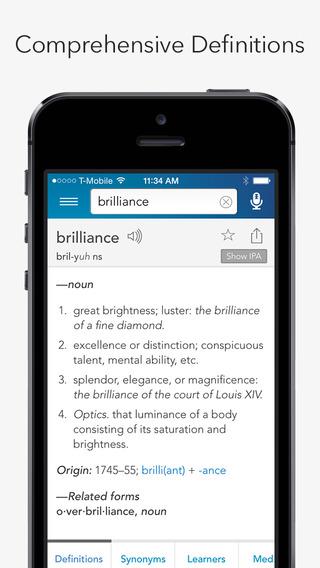 Dictionary.com Definitions