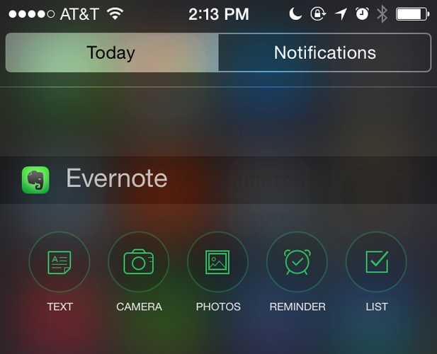 Evernote_widget