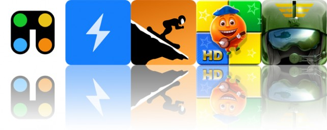 Todays apps gone free: Quetzalcoatl, Actions, Krashlander and more