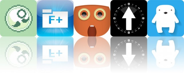Todays apps gone free: GentlemenRicochet Mini!, File Manager, Paul Ball and more