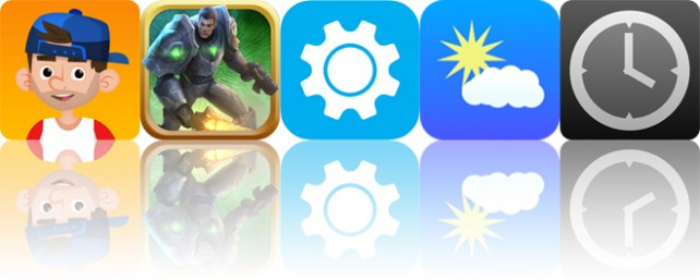 Todays apps gone free: Pumped BMX 2, Echo Prime, Orby Widgets and more