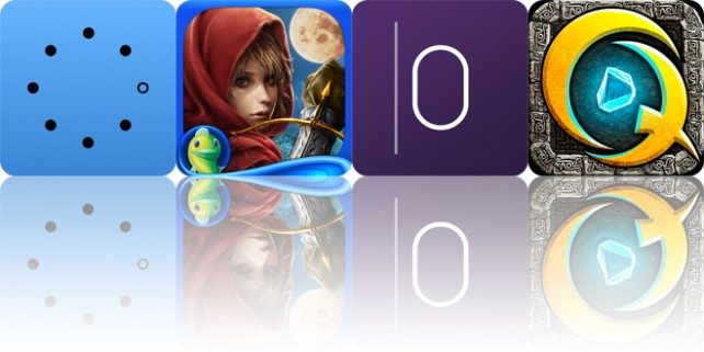 Todays apps gone free: Cleu, Dark Parables, OftenType and more