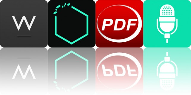 Todays apps gone free: Writedown, Sapphire Cell, PDF Reader and more