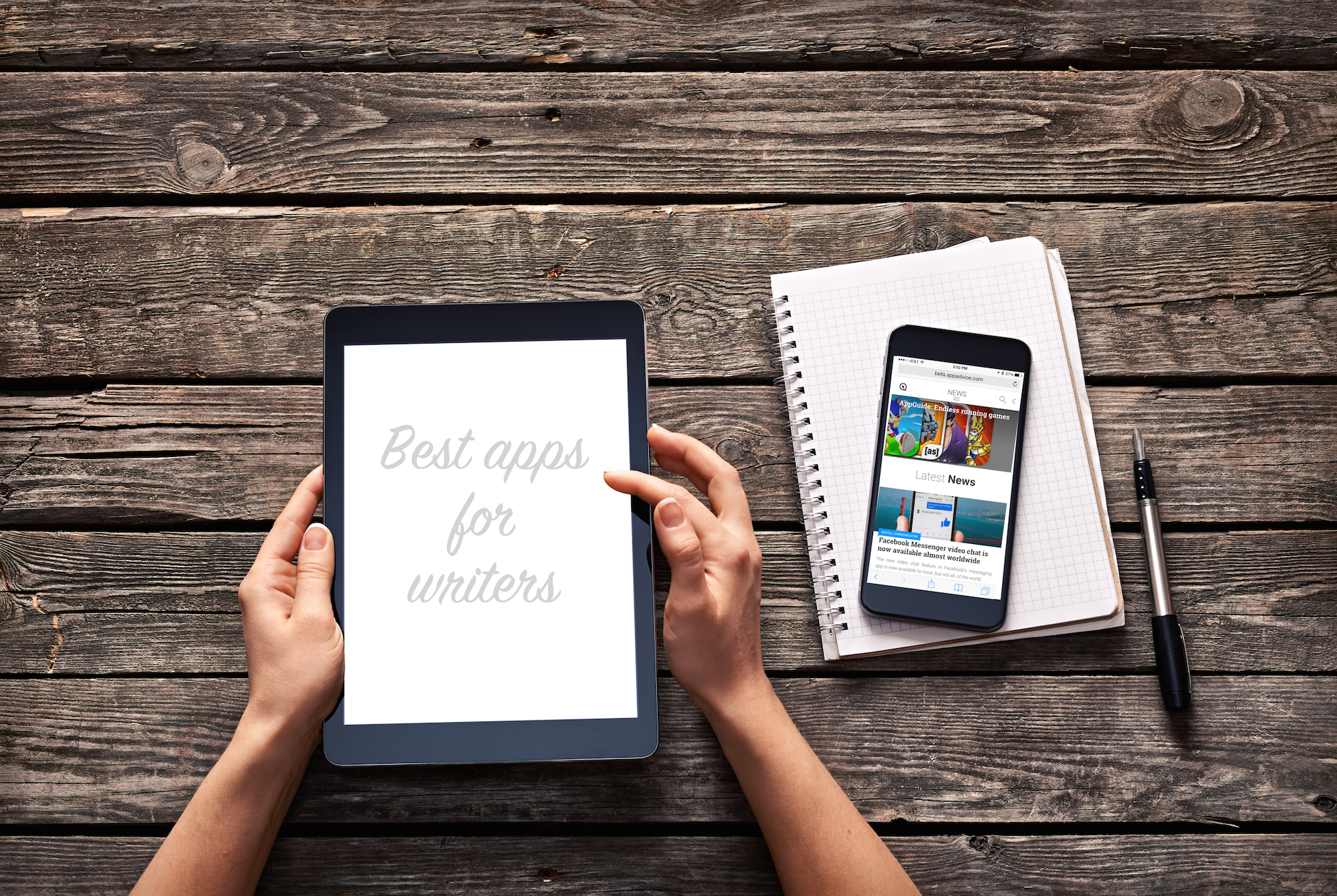 The Top 10 Ipad Apps For Special >> The 10 Best Iphone And Ipad Apps For Writers