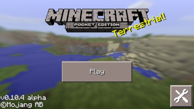 A Minecraft – Pocket Edition developer says the game will receive controller support 'soon'