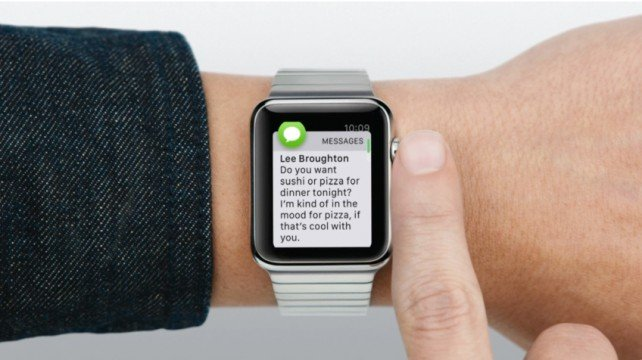 The Apple Watchs San Francisco font will reportedly appear in iOS 9 and Mac OS X 10.11