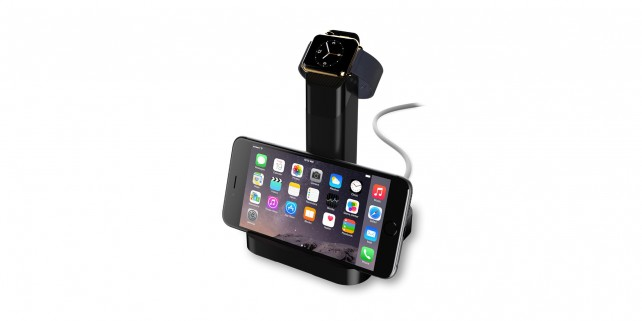Review: Griffins WatchStand is an inexpensive and well-designed home base for an Apple Watch and iPhone