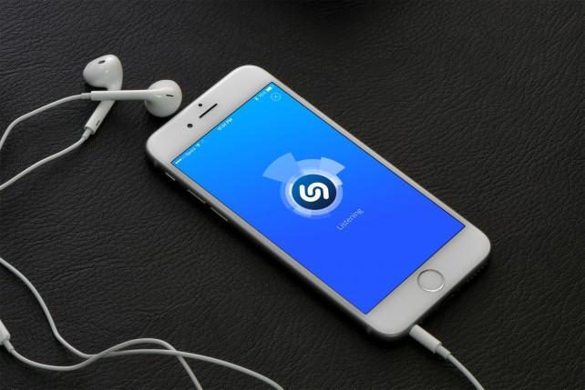 Aplikace Shazam je připravena na Apple Music