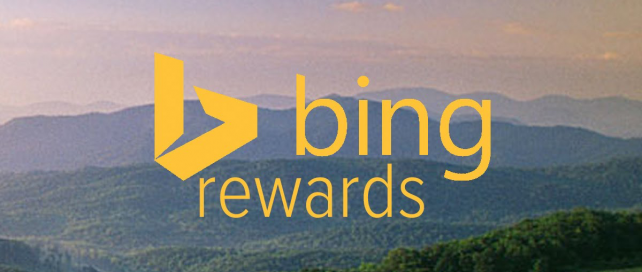 You can get rewarded for searching with Microsofts Bing