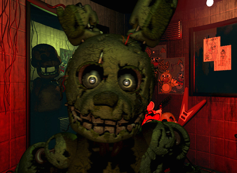 A new Five Nights at Freddys coming this fall? It's time for the next in this scary series