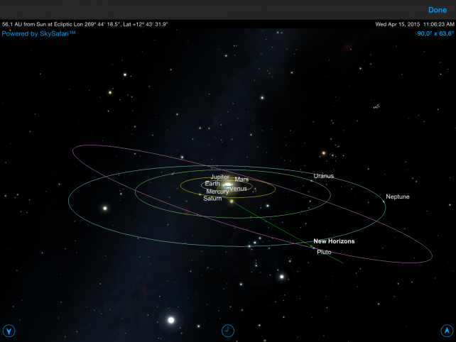 is part of our solar system pluto - photo #16