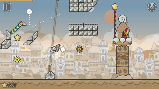 Find more jumping and swinging fun in this Epic Eric update