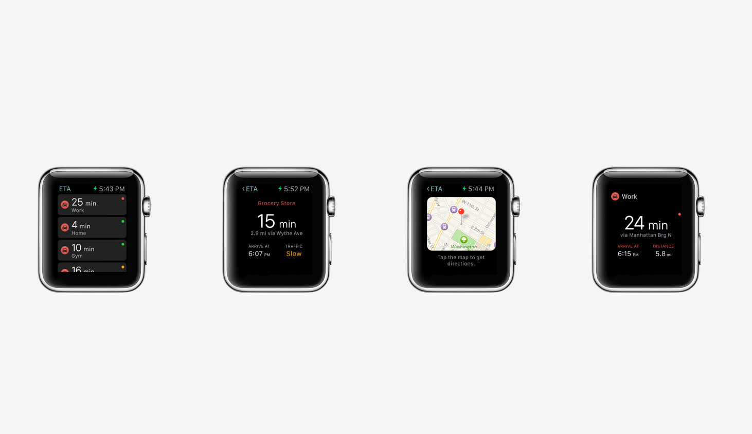 Fantastic navigation app ETA arrives on