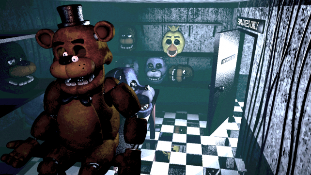 Five Nights at Freddy's 4 has a new teaser, another hat