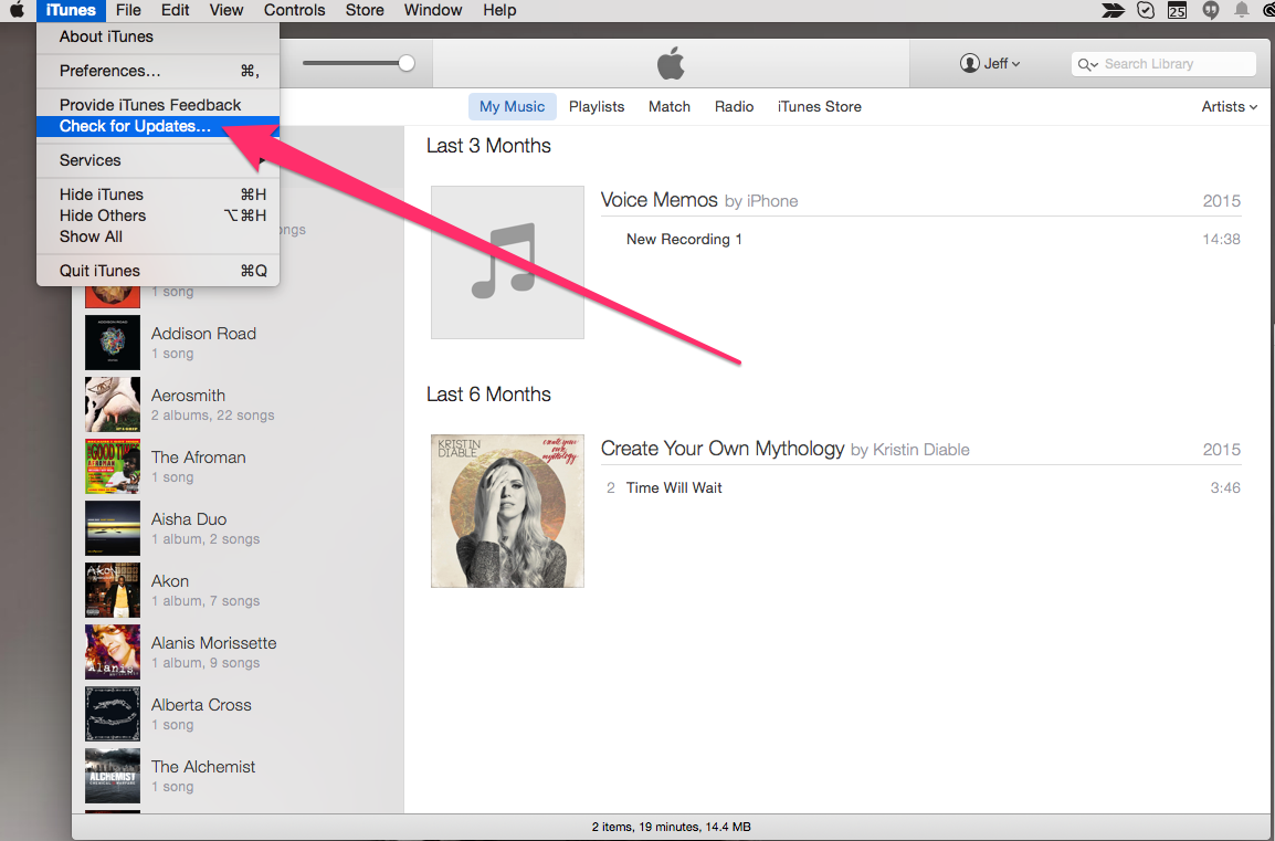 What you need to do to get apple music for Latest windows version