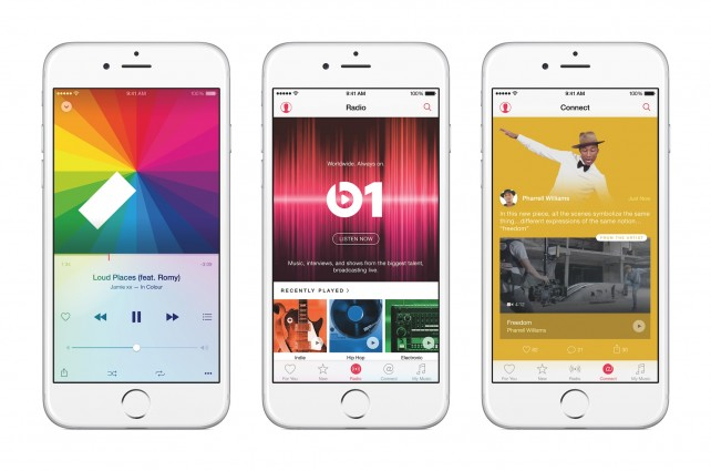 Is Apple Music available in your country?