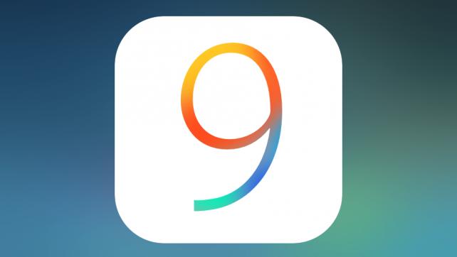 iOS9 - Magazine cover