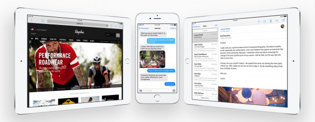 Apples iOS 9 will offer a great storage management feature