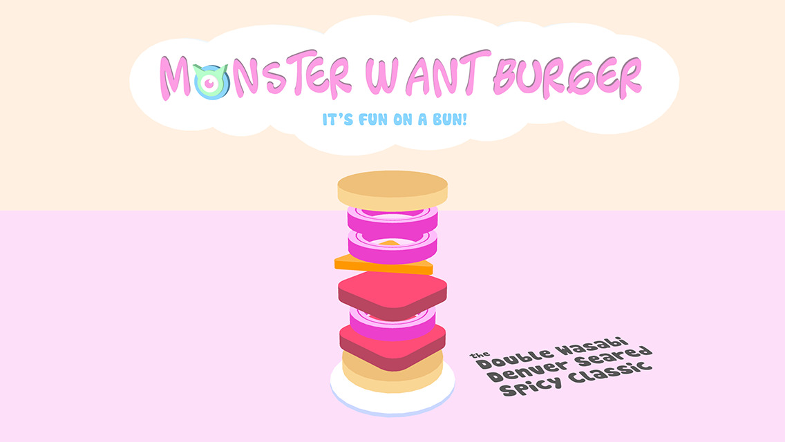 Monster Want Burger on The