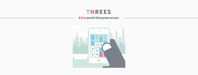 Apples 2014 iPhone Game of the Year, Threes!, is now free