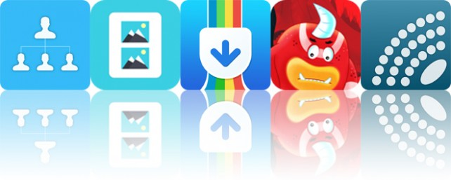 Todays apps gone free: OrgChart, PDF Photos, SaveGram and more