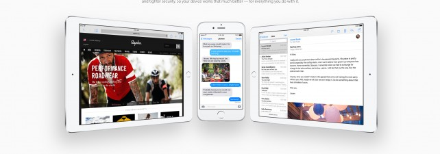 A new two-factor authentication system debuts in iOS 9 beta 3