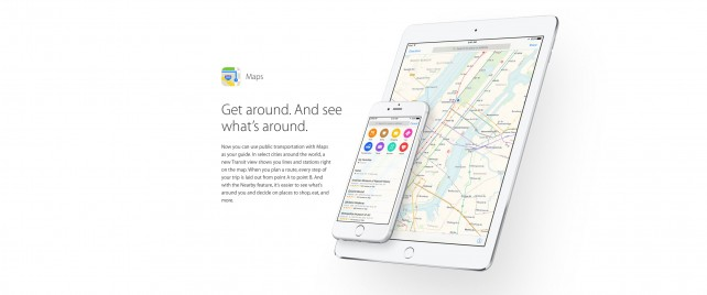 Get directions even faster with Apple Maps in iOS 9