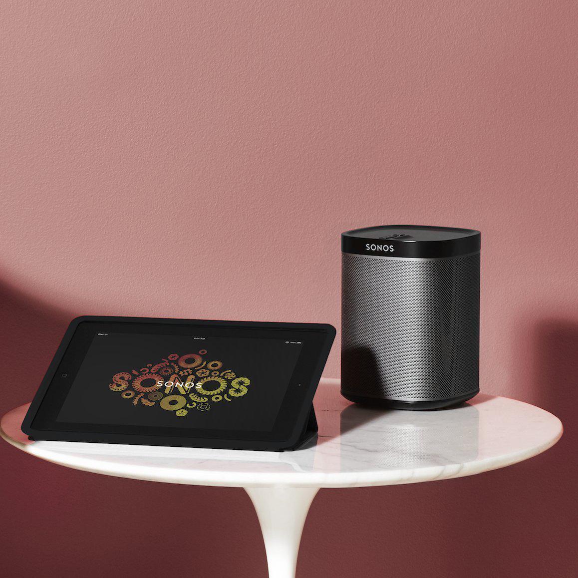 sonos update brings nice improvements to the play 1 speaker. Black Bedroom Furniture Sets. Home Design Ideas