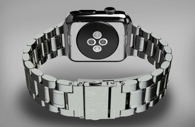Kickstarted: This more affordable Watch link bracelet looks great
