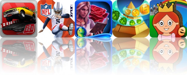 Today's apps gone free: Reckless Getaway, NFL Kicker 15, Nevertales: The Beauty Within and more