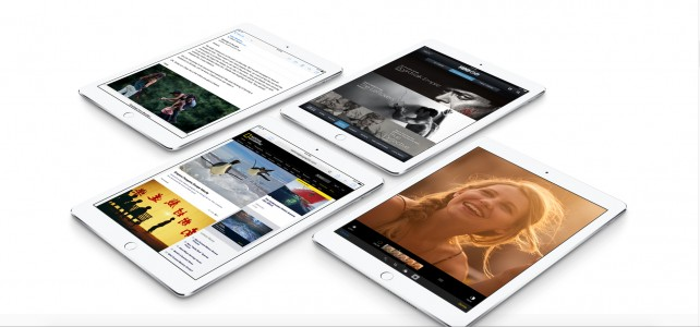 Apples 'iPad Pro' will apparently ship with iOS 9.1
